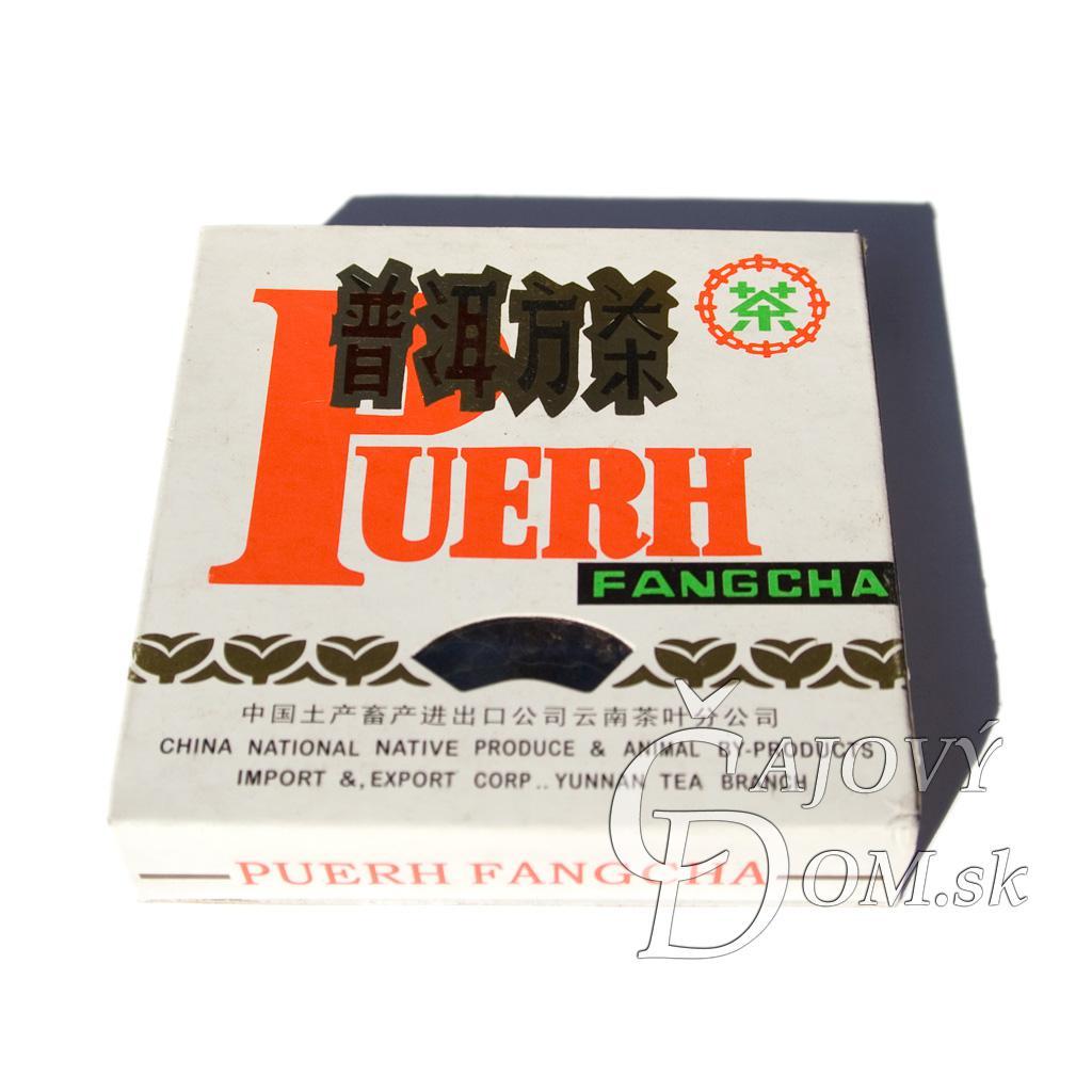 Pu Erh Fangcha - 100g