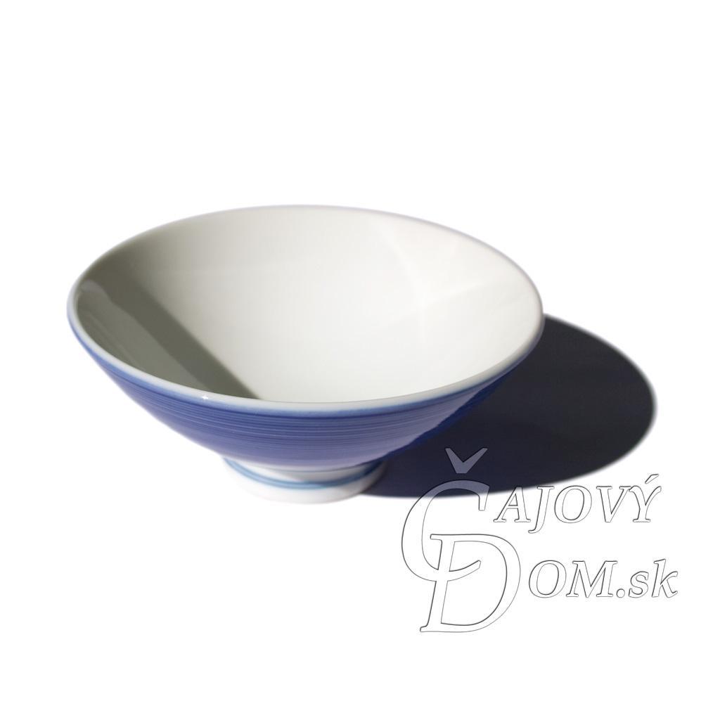 Japonská miska - modrá