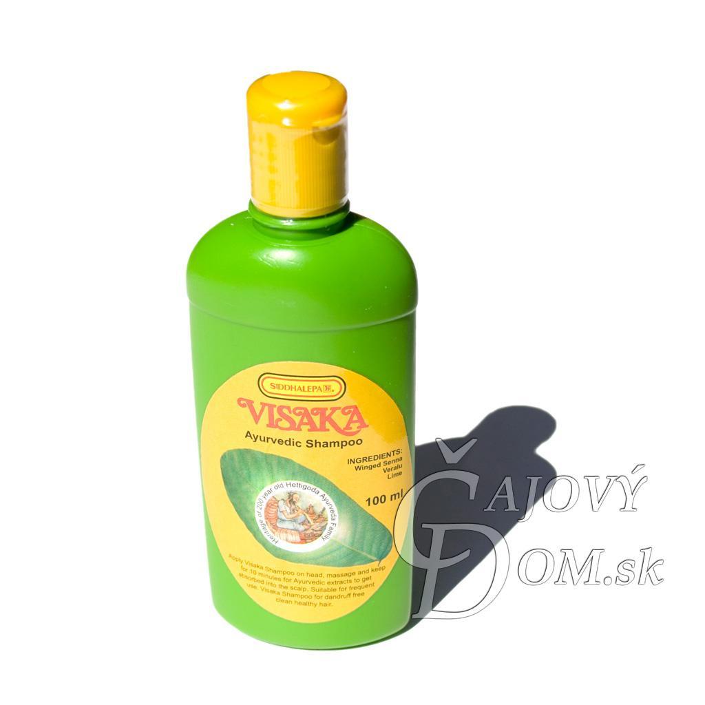 Visaka šampón - 100ml