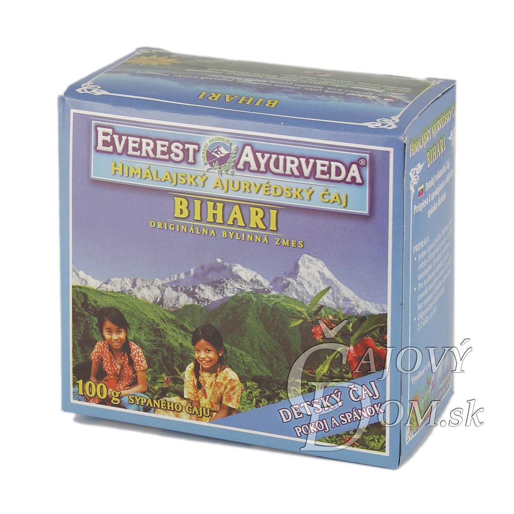 BIHARI – Detský čaj pre dobrý spánok - 100g