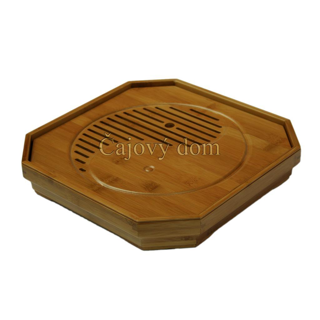 Čajové more bambusové - Jin Jang