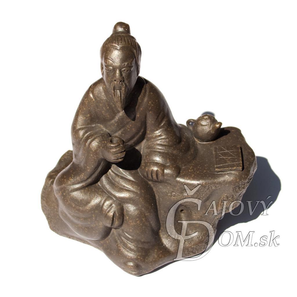 Soška čajového majstra - Lu Yu
