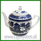Konvička na čaj - krajinka