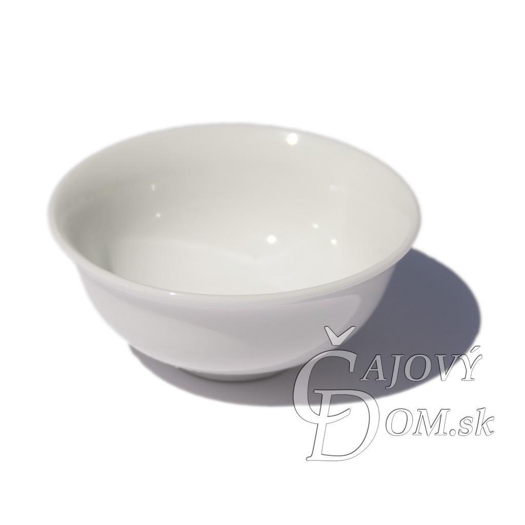 Porcelánová miska biela - malá