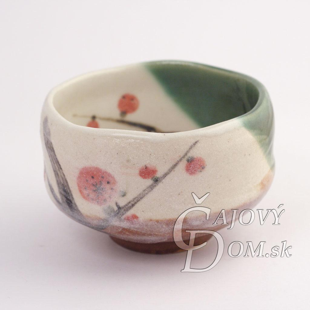 Chawan Mini - Plum Blossom