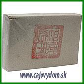 Pu Erh Brick Natural Leaf