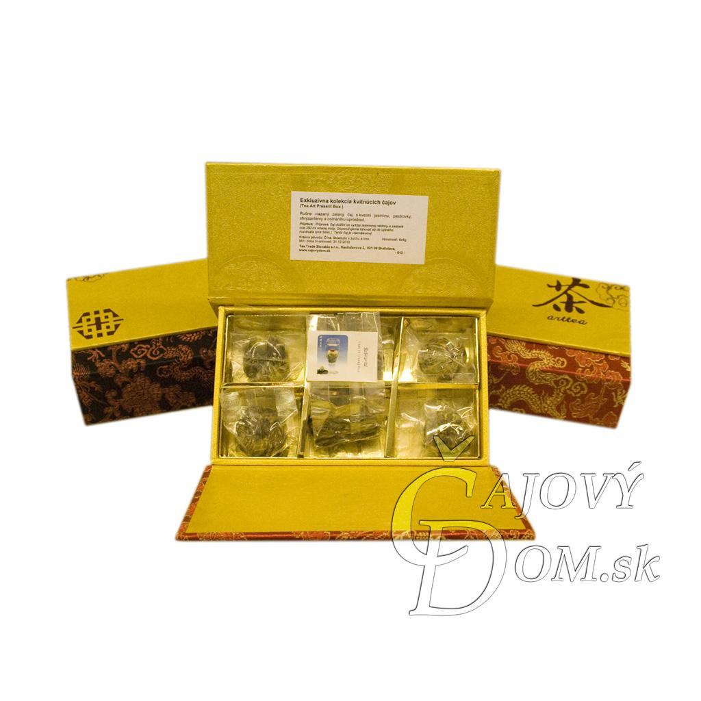 Tea Art Present Box