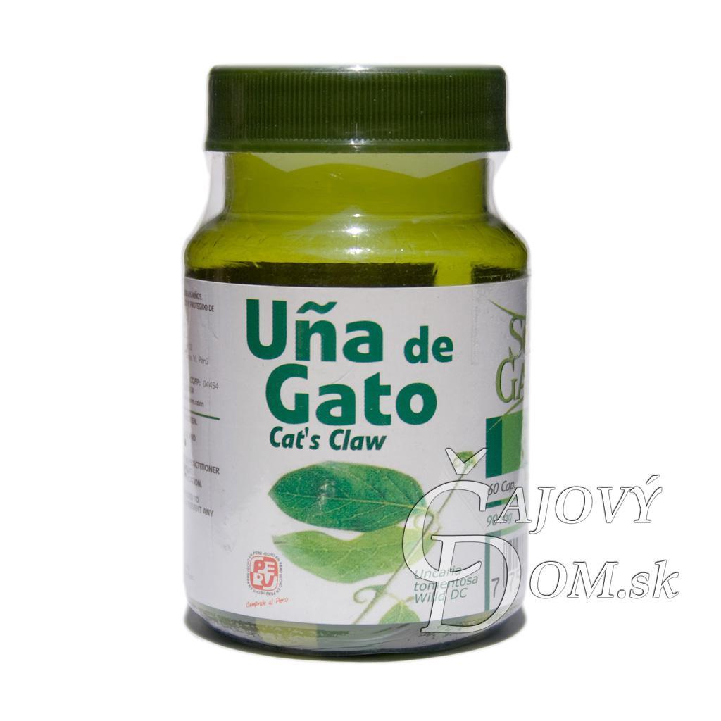 Vilkakora extrakt  (60 kapsúl) - Uňa de Gato