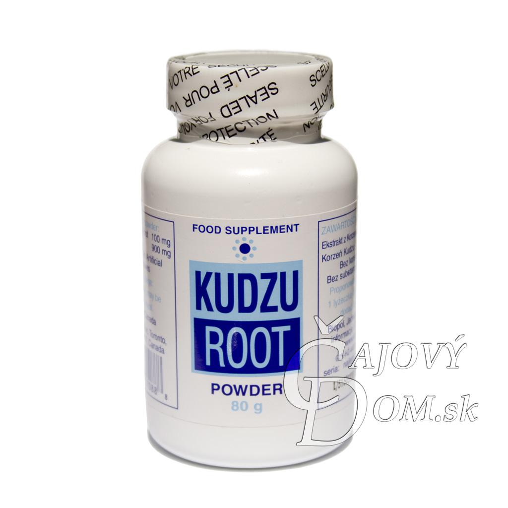 Kudzu root powder - 80g prášok