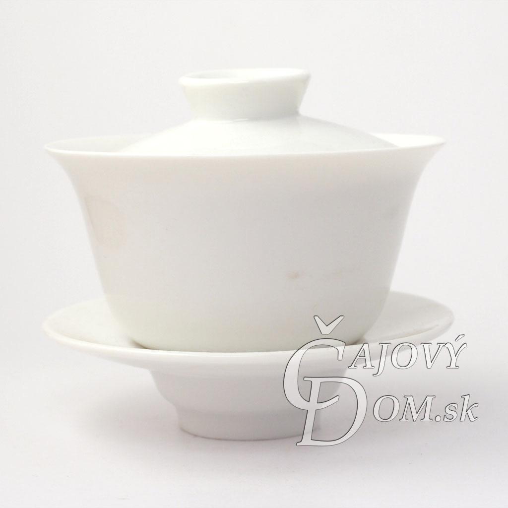 Zhong porcelánový biely - tenký