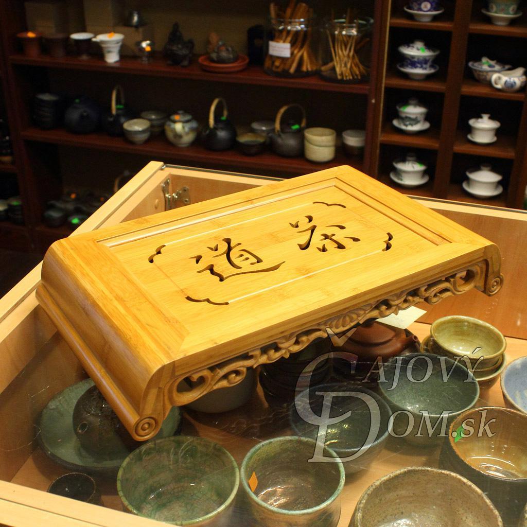 Čajové more bambus CHA DAO