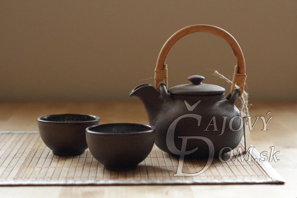 Handmade čajová súprava – 4