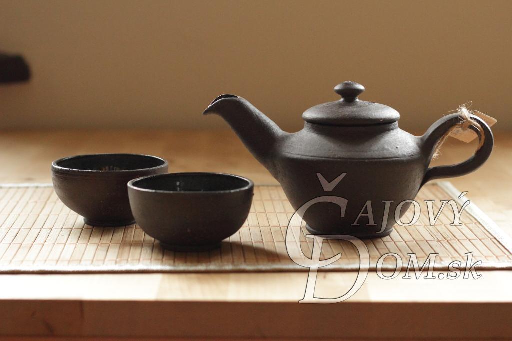 Handmade čajová súprava – 22