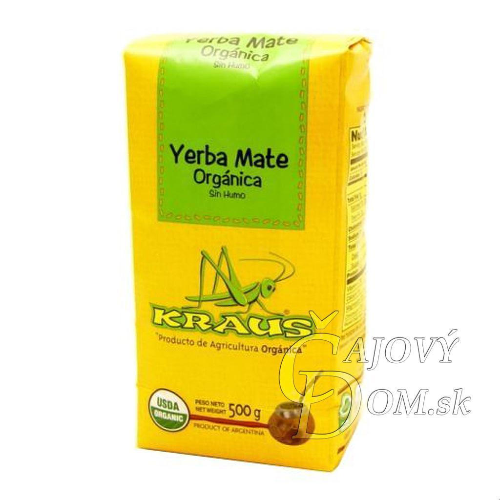 Yerba Mate - Kraus Organic - 500g