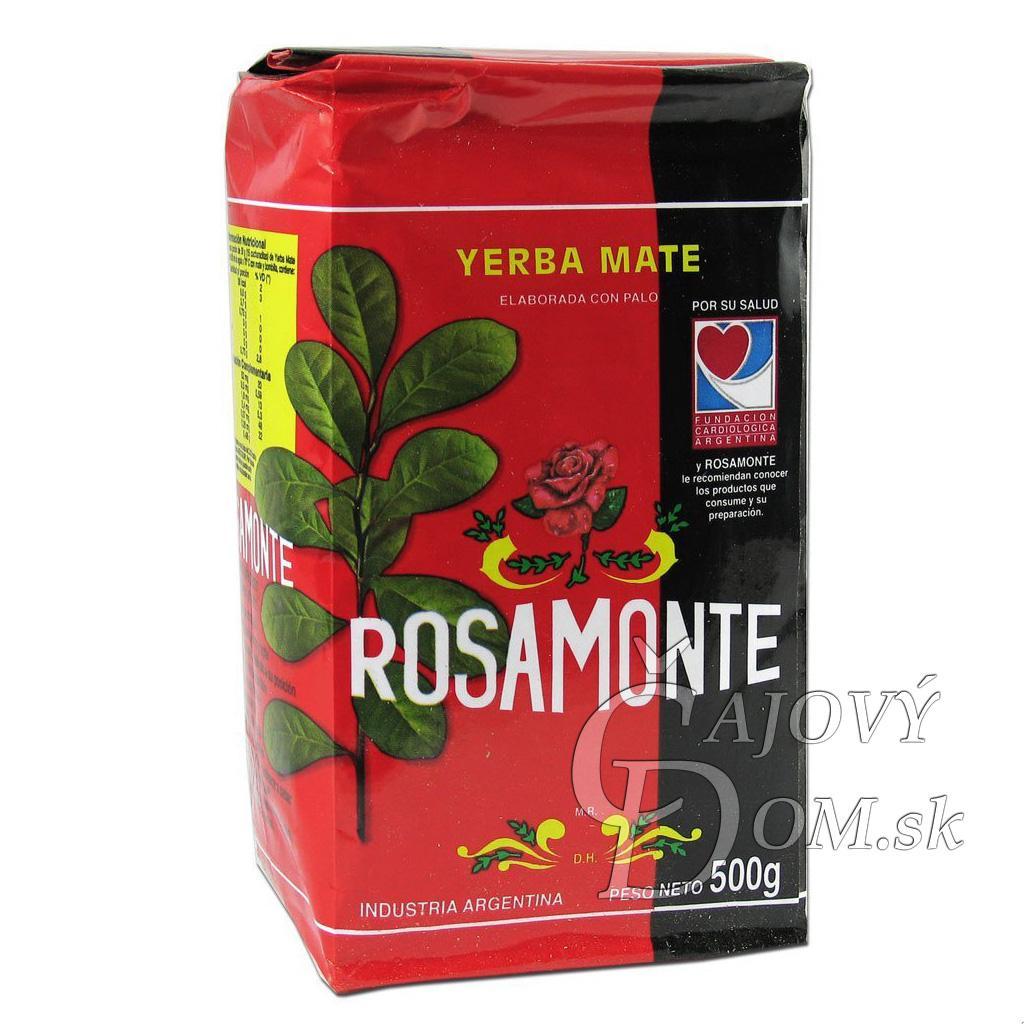 Yerba Mate - Rosamonte - 500g