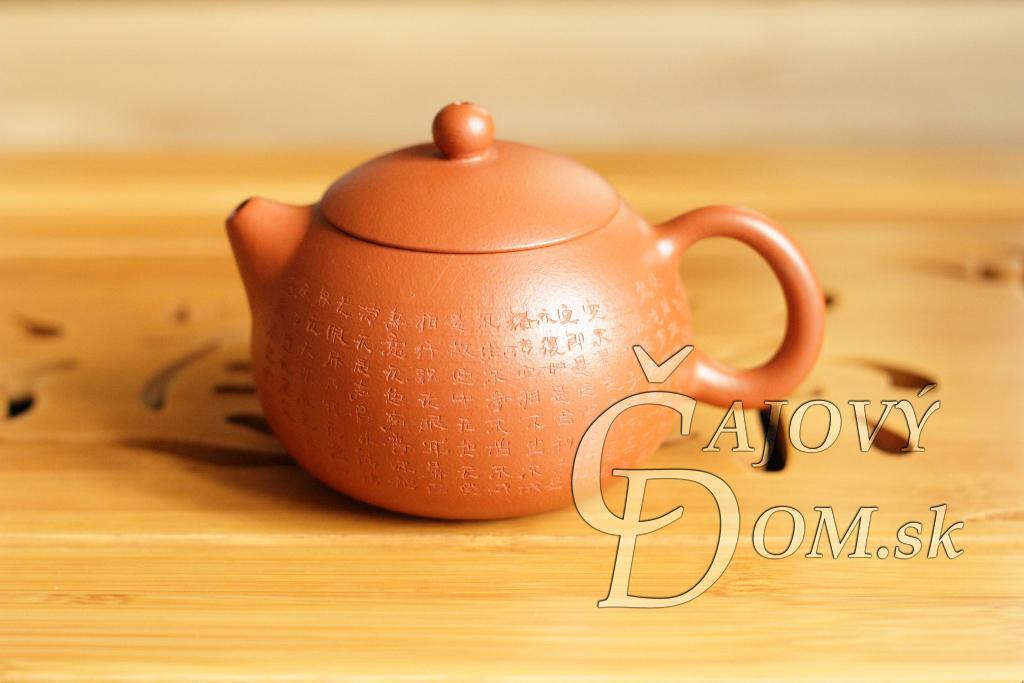 Yixingská konvička - Yixing Teapot – 11