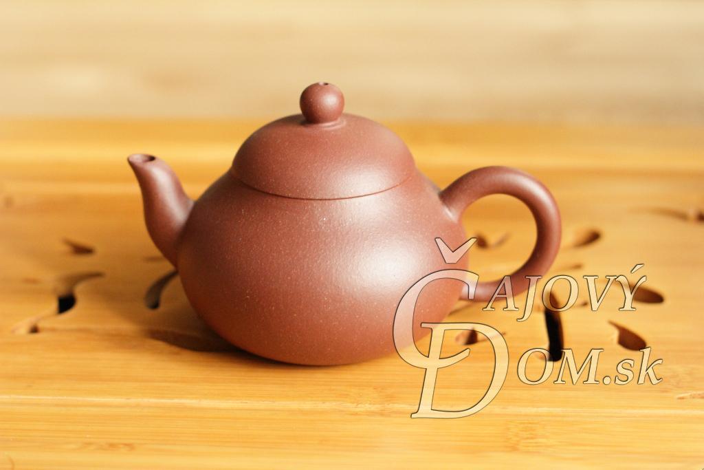 Yixingská konvička - Yixing Teapot – 12