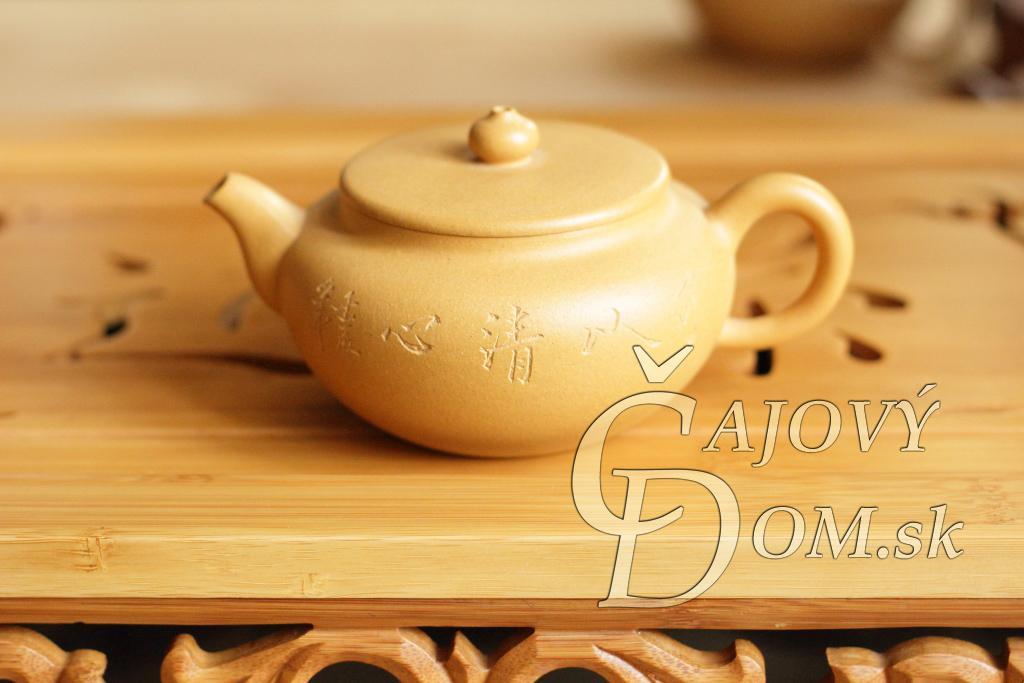 Yixingská konvička - Yixing Teapot – 26