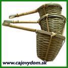 Bambusové sítka